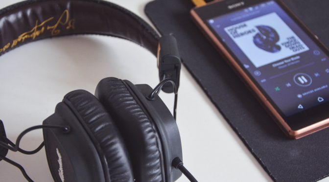 musica su smartphone