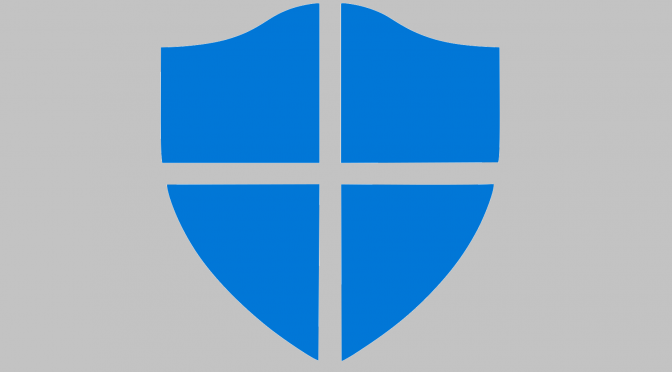 Windows Defender: recensione 2018