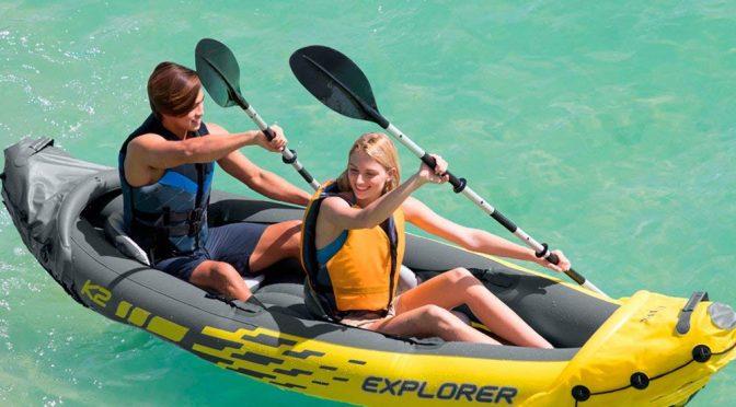 Canoe e Kayak: i migliori modelli (e relativi accessori) per iniziare