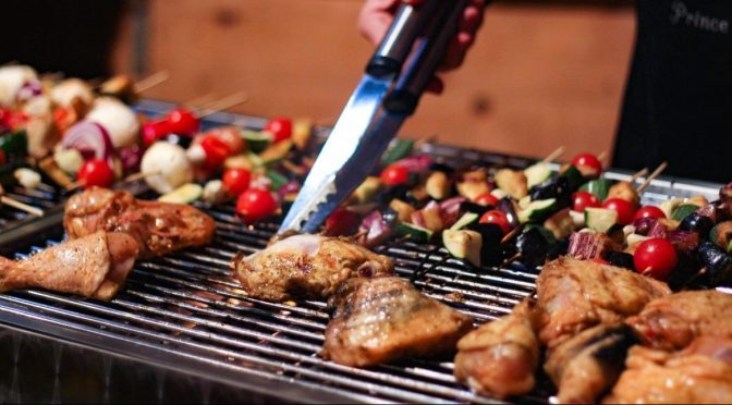 I migliori barbecue dell'estate 2018