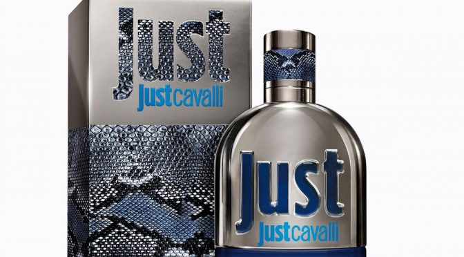 Roberto Cavalli Just Him EDT: recensione 2018