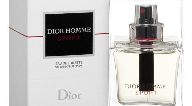 Dior Homme Sport: recensione ed opinioni