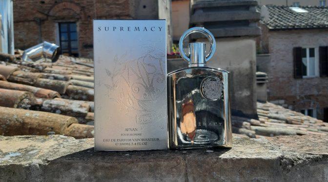 Recensione Afnan Supremacy Silver: un eccellente clone di Aventus