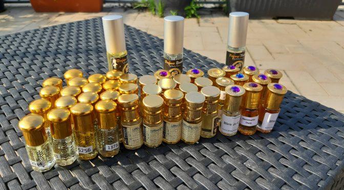 Profumi in Olio: gli equivalenti arabi di fragranze famose – prova pratica