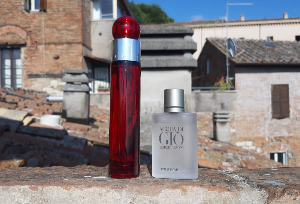 perry ellis 360 red vs acqua di giò