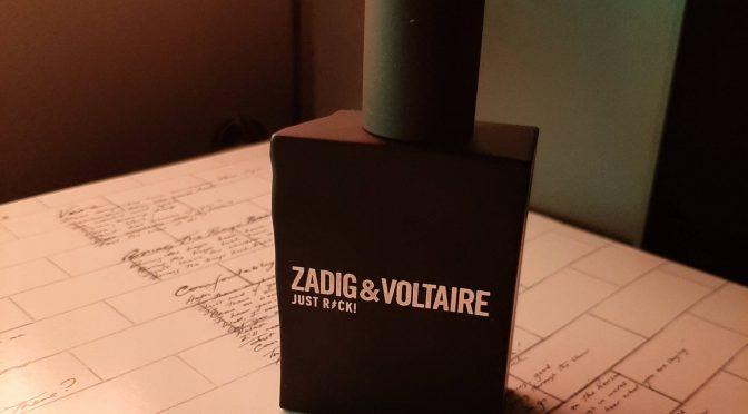 Zadig & Voltaire Just Rock: la recensione
