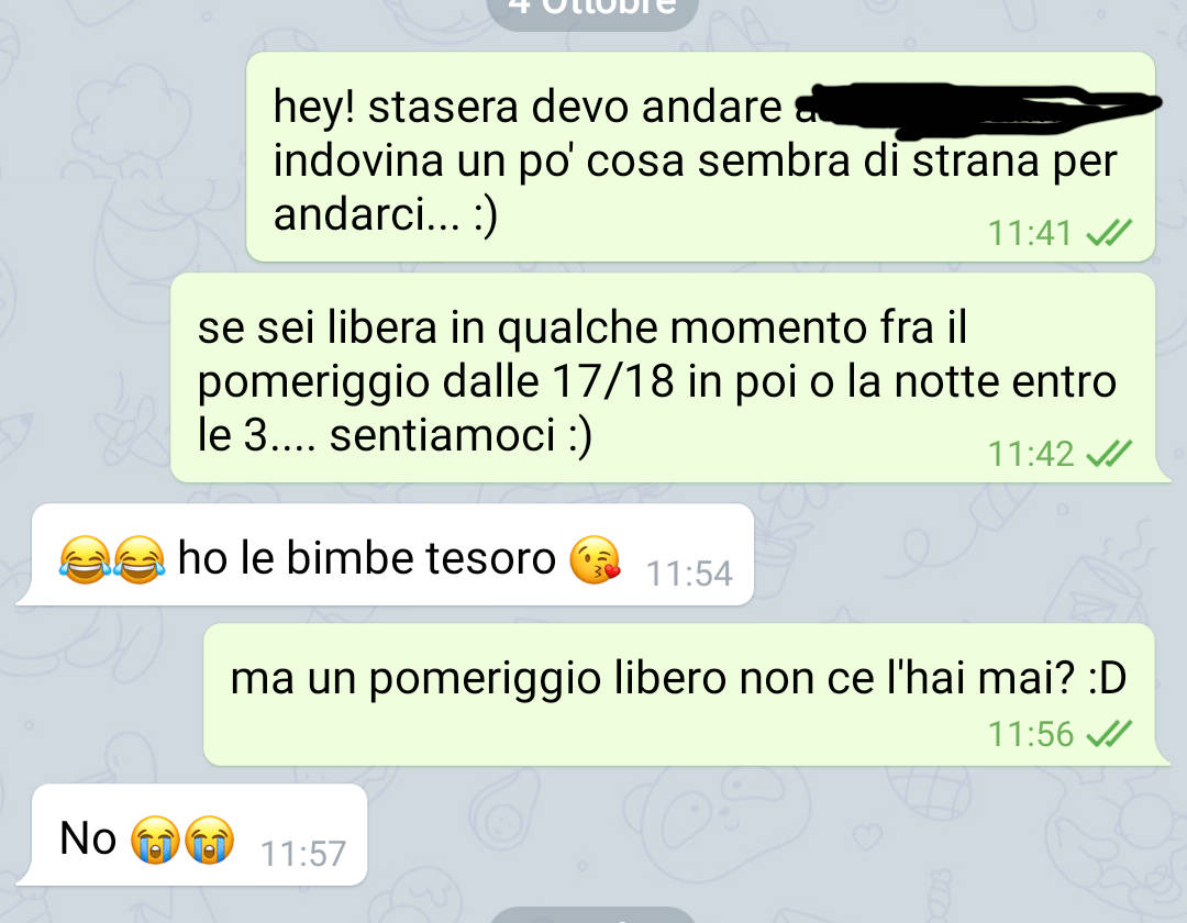 Introduzione e-mail per dating online