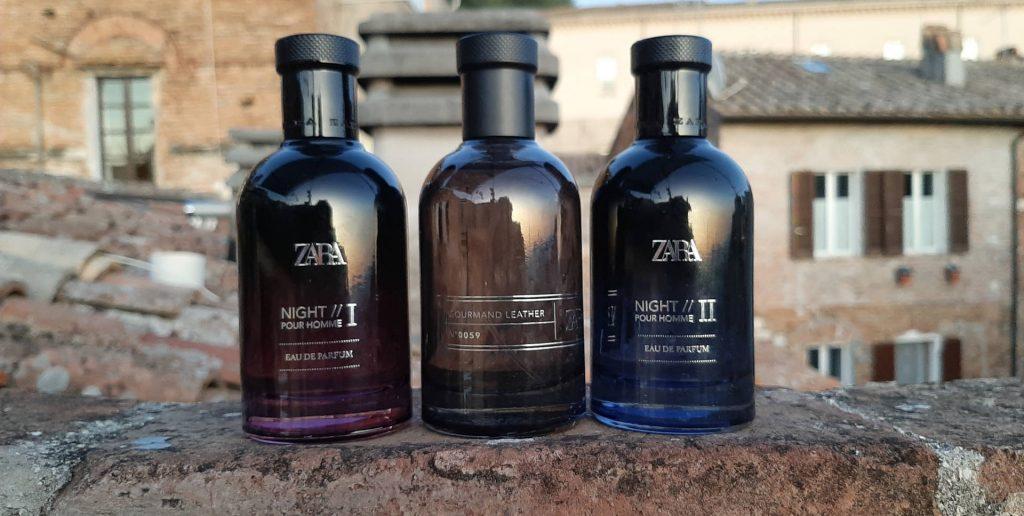 packaging profumi Zara