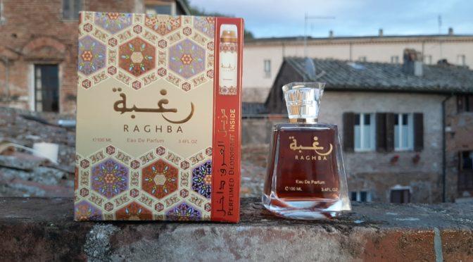 Raghba Wood Intense: la recensione