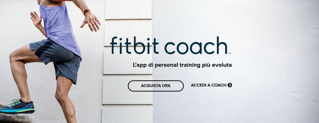 migliori app per dimagrire fitbit coach
