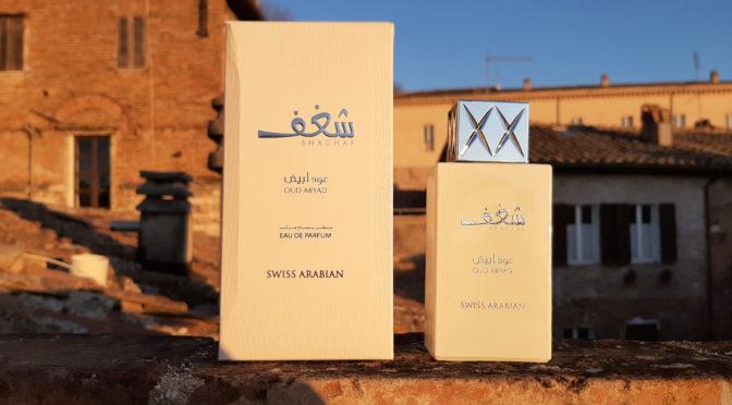 Recensione Shaghaf Oud Abyad (e l'importanza della qualità di un dupe)