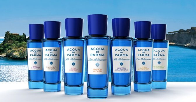 Acqua di Parma Blu Mediterraneo: profumi e recensioni