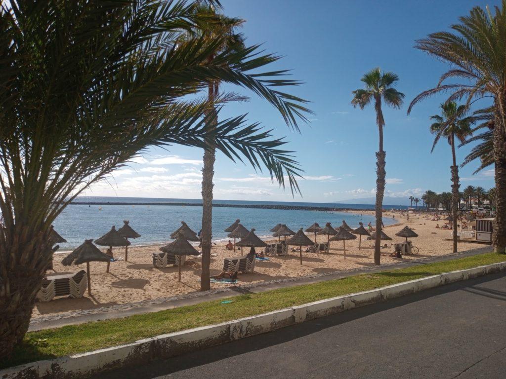 spiaggia Los Cristianos